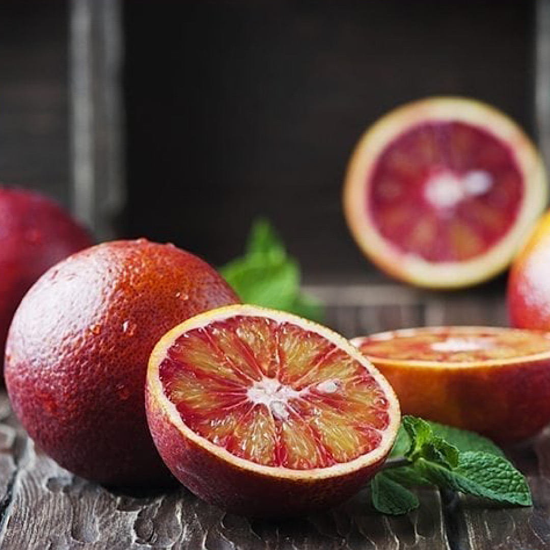 Blood Orange Balsamic Cream Vinegar 100ml  Barrel Aged Balsamic Vinegar from Modena