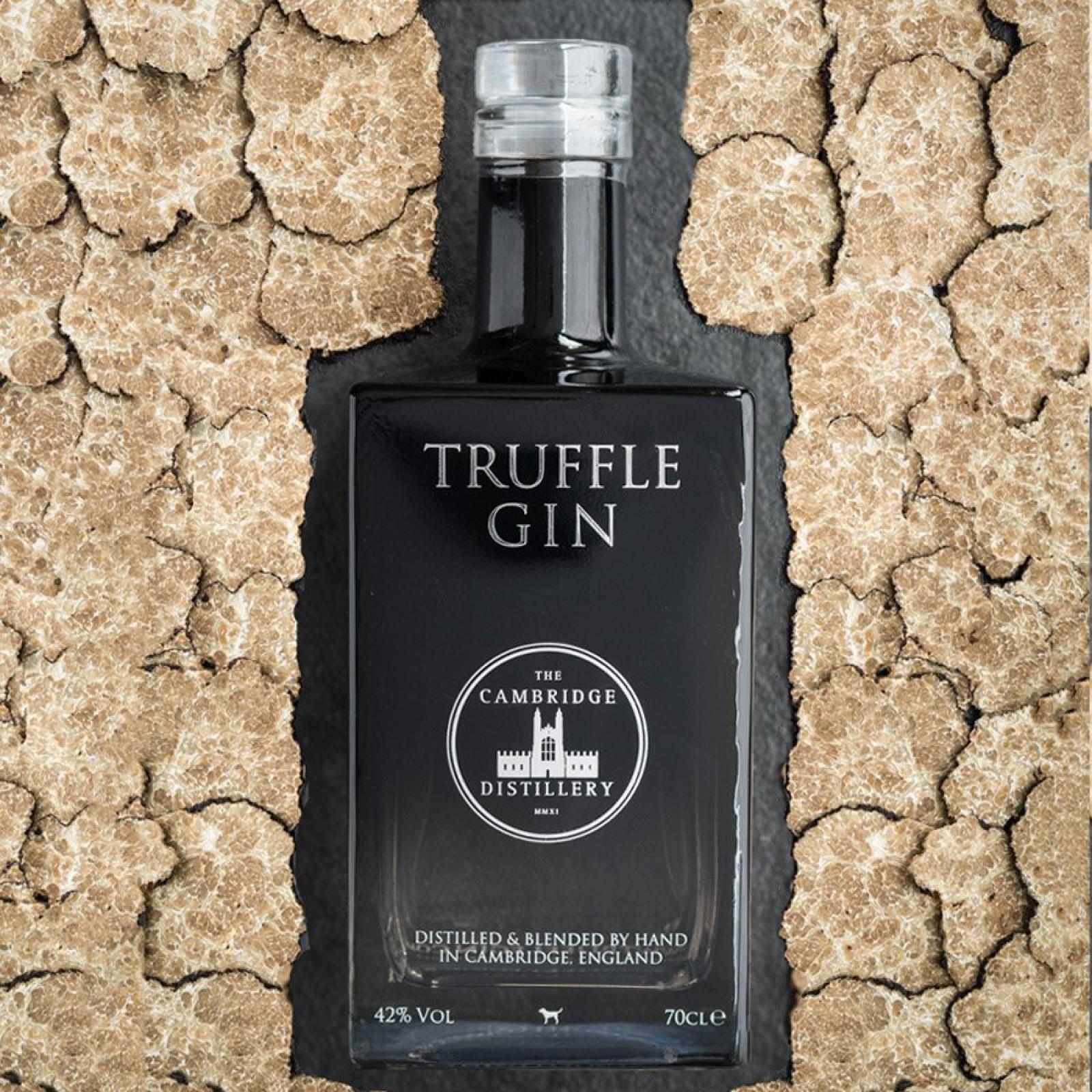 Truffle Gin 42% 700ml Cambridge Distillery