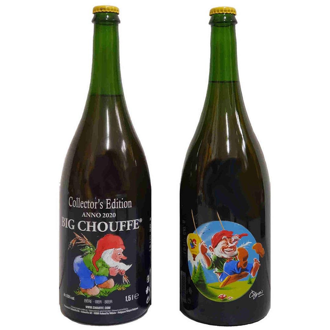 La Chouffe Blonde 8% 1.5l Brasserie d'Achouffe