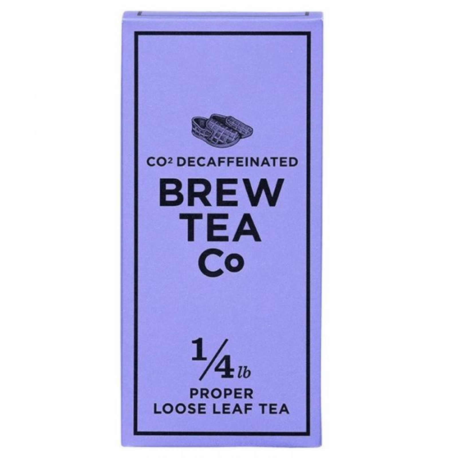 Co2 Decaffeinated Loose Leaf Tea 113g Brew Tea Co