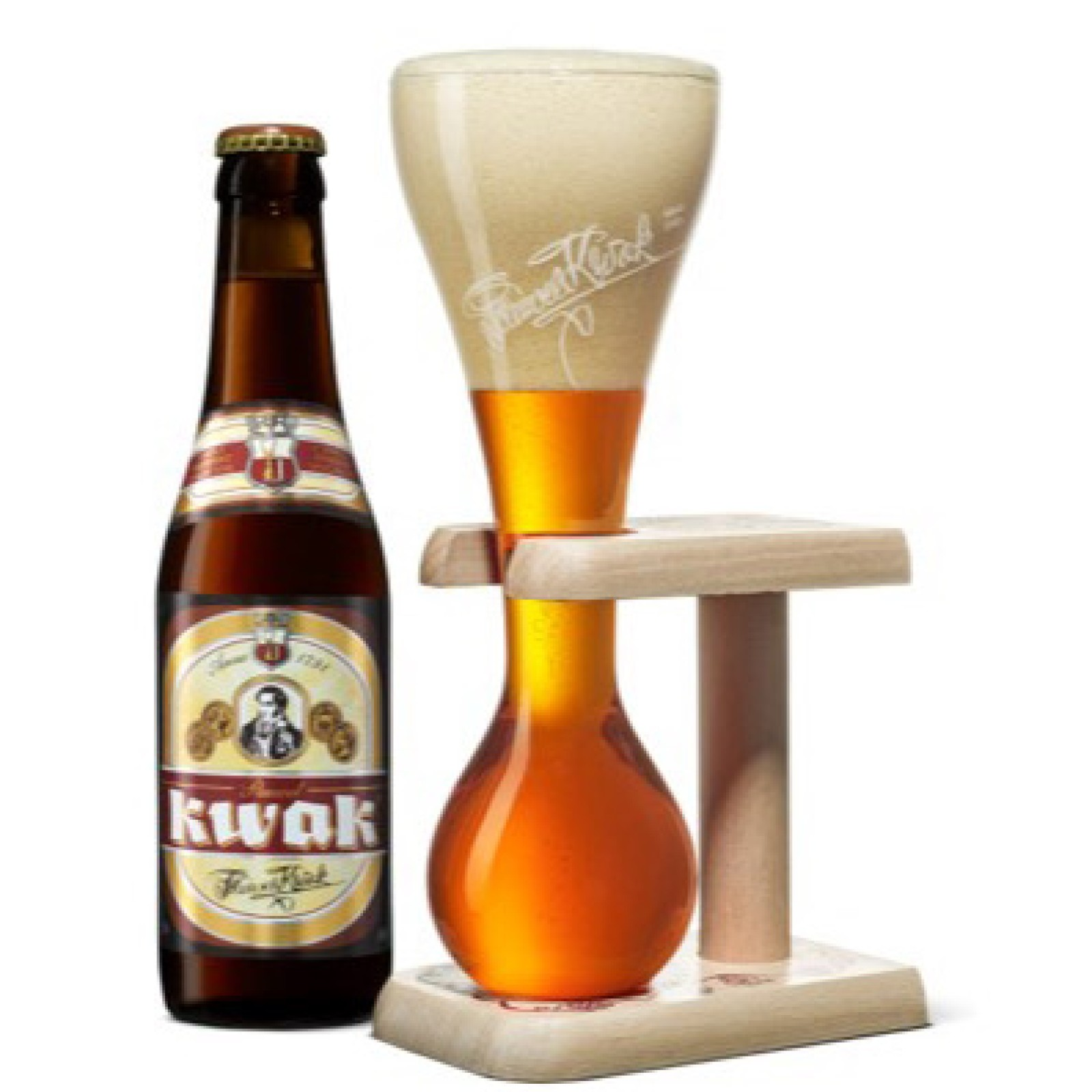 KWAK Strong Amber Ale 8.4% 330ml