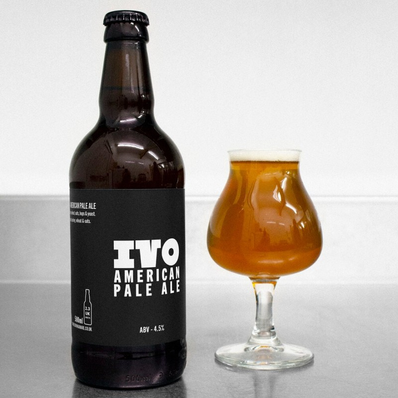 American Pale Ale - A.K.A She Keeps it Nice 4.5% 500ml Ivo Brewery