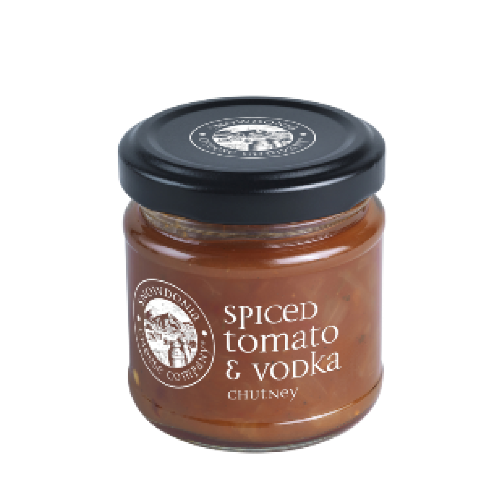 Spiced Tomato & Vodka Chutney 100g Snowdonia
