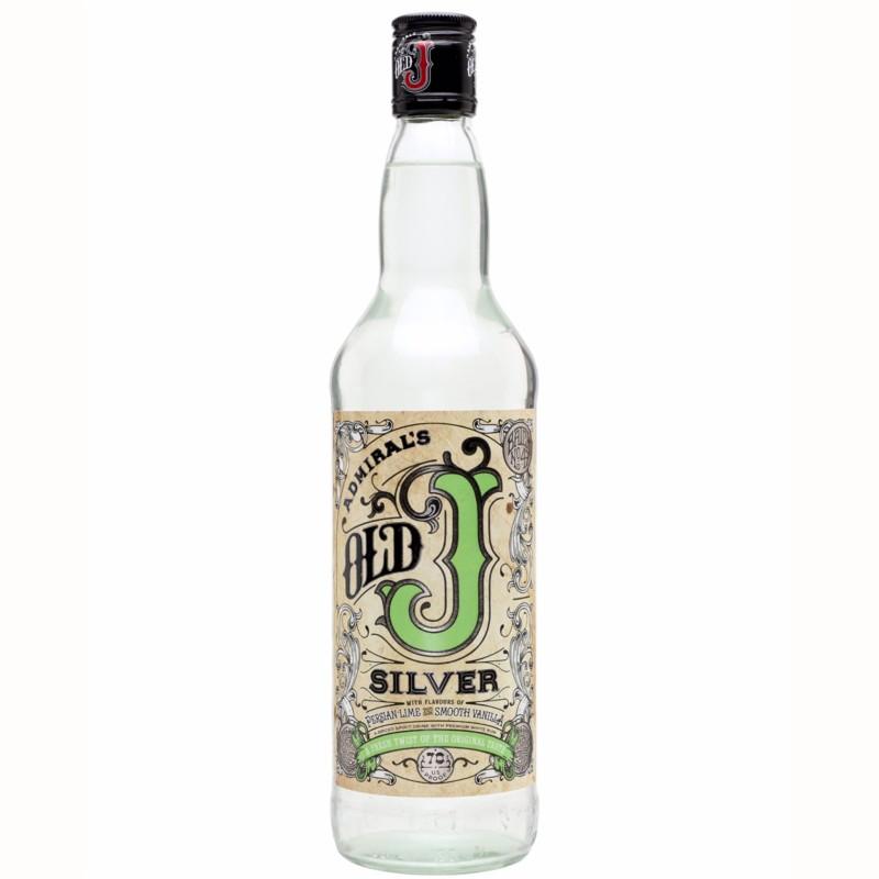 Old J Silver Rum 35% 700ml
