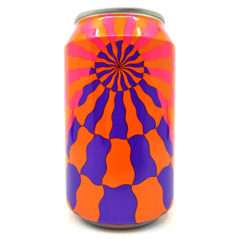 Pleroma Mango Orange Passion fruit Sour Ale 6% 330ml Omnipollo Brewing