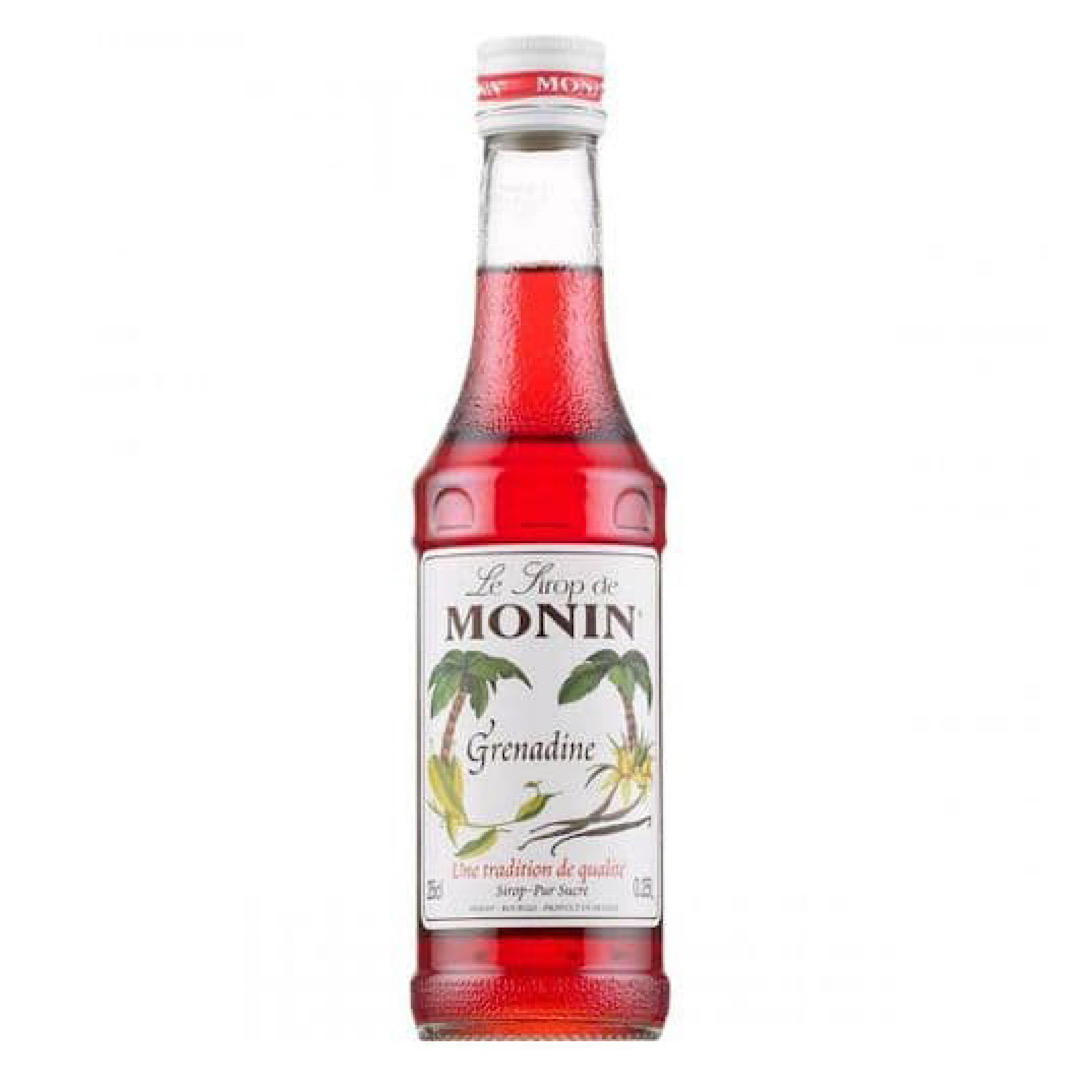 Monin GRENADINE Syrup 250ml