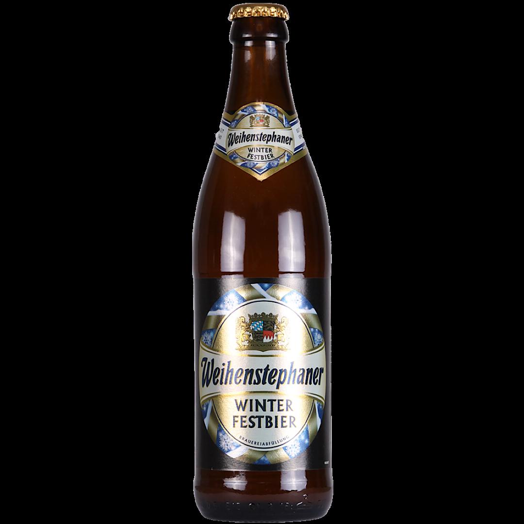 Weihenstephaner Winterfestbier 5.8% 500ml