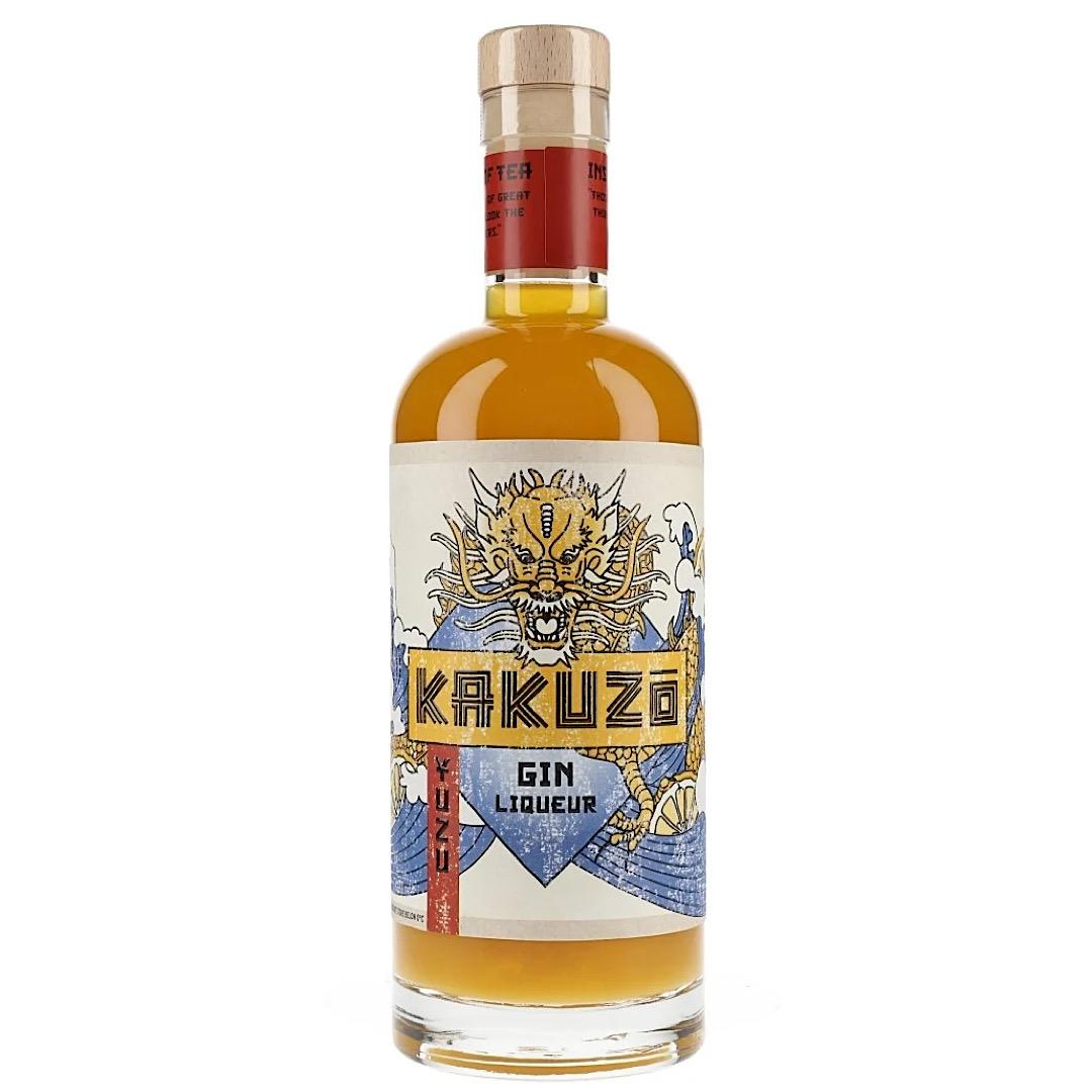 KAKUZO Yuzu Gin Liqueur 20% 700ml