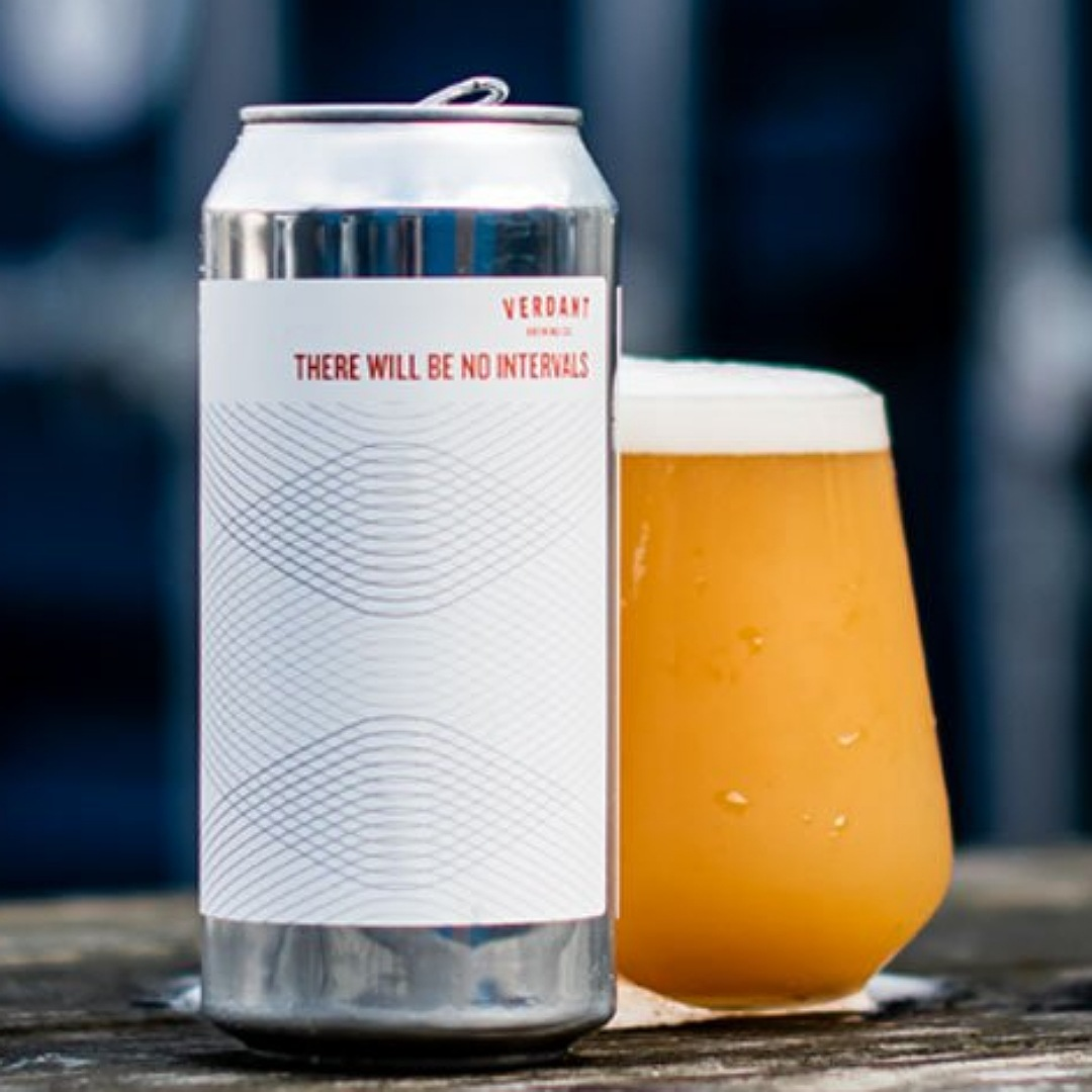 There Will Be No Intervals - Pale Ale 4.5% 440ml Verdant Brewing Co