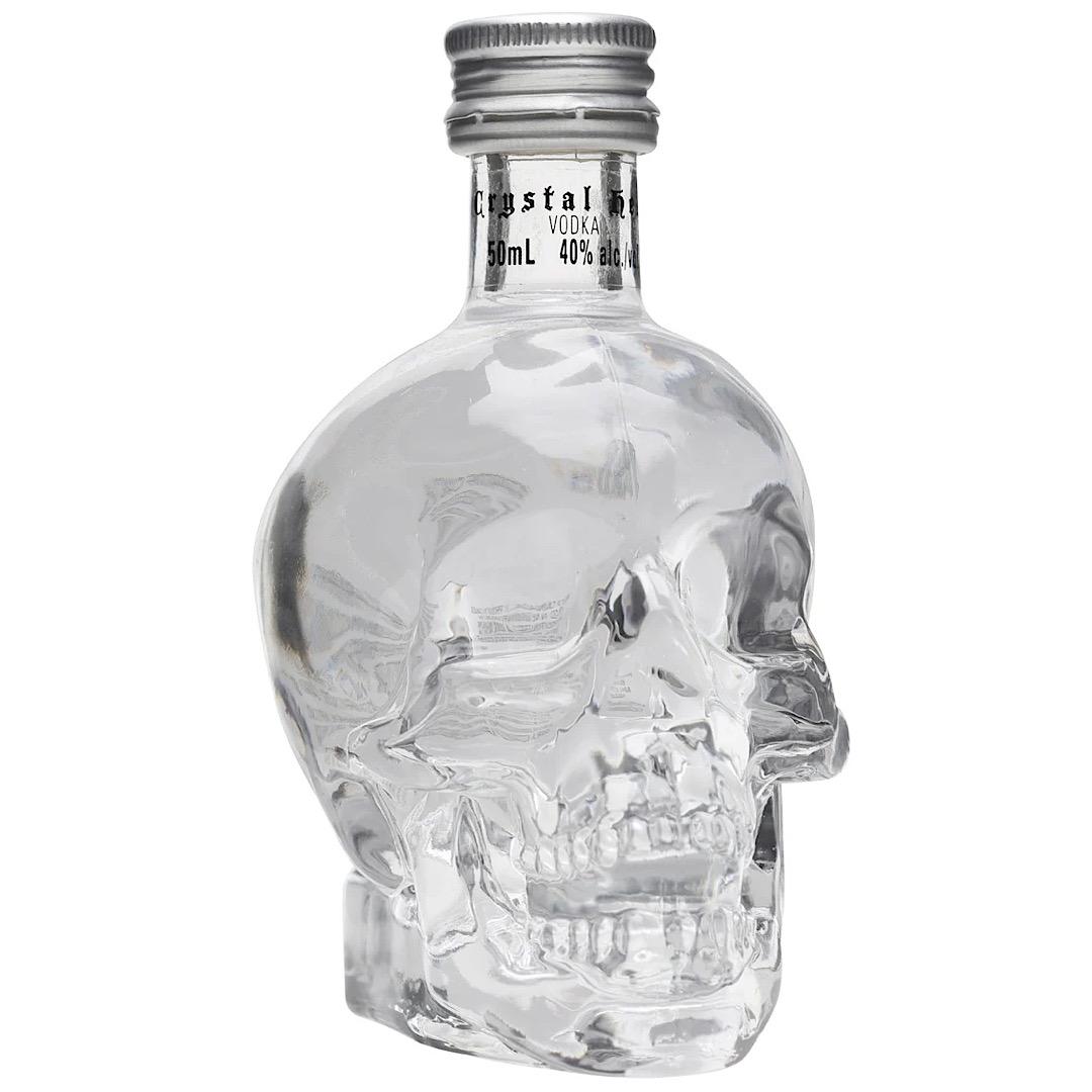 Crystal Head Vodka 50ml 40%