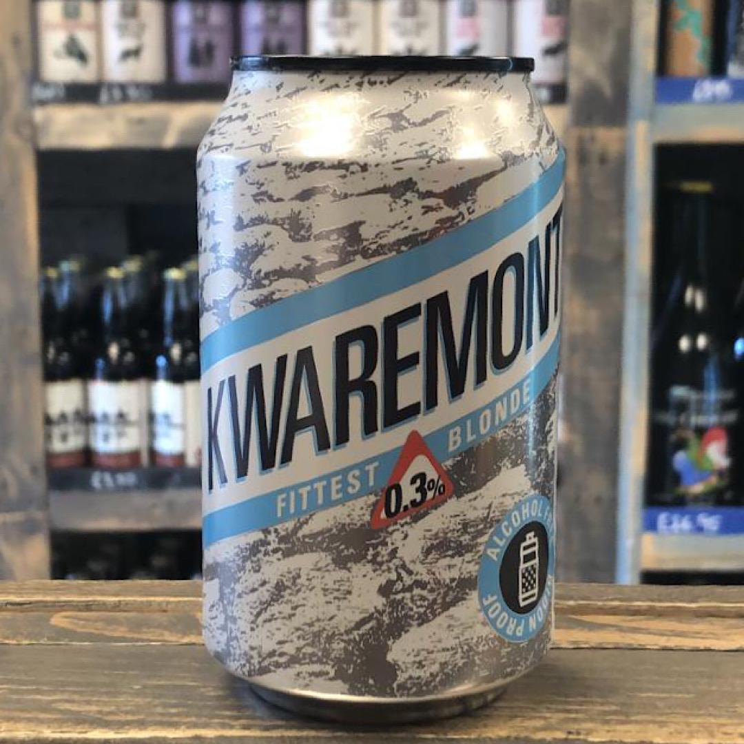 Kwaremont Blond - Low Alcohol 0.3% 330ml