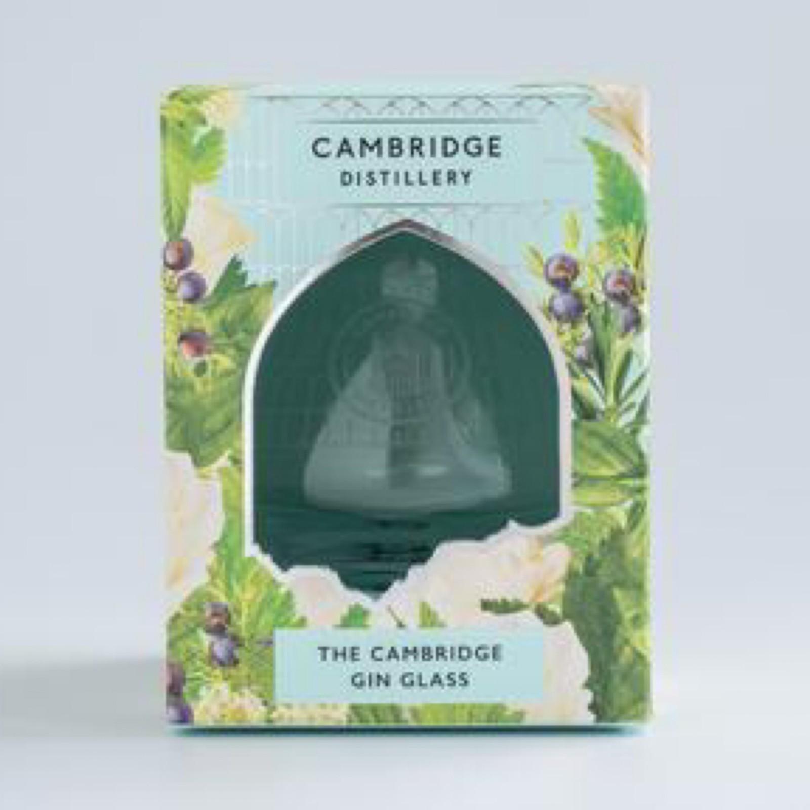 Gin Glass - Cambridge Distillery