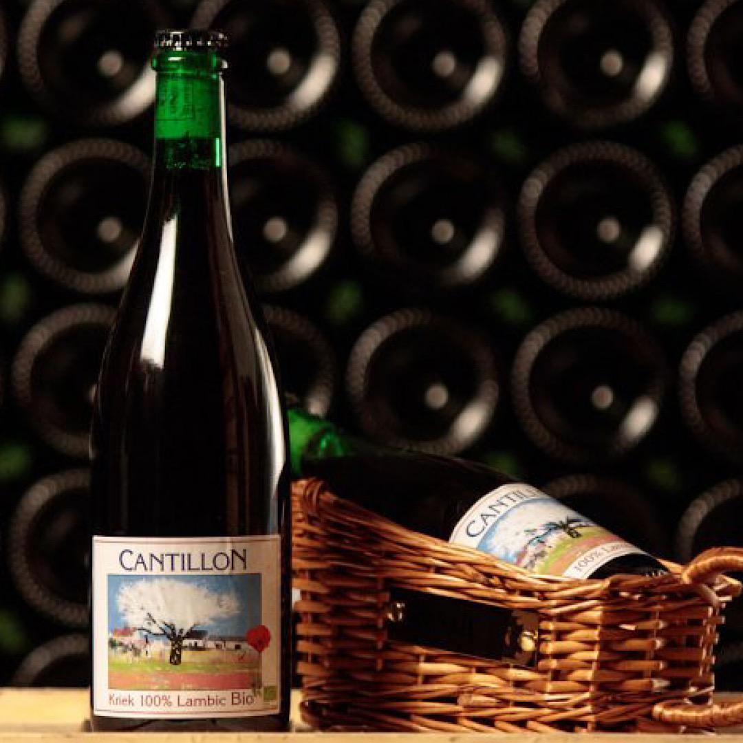 Kriek - 100% Lambic Bio 5.5% 750ml Cantillon Brewery
