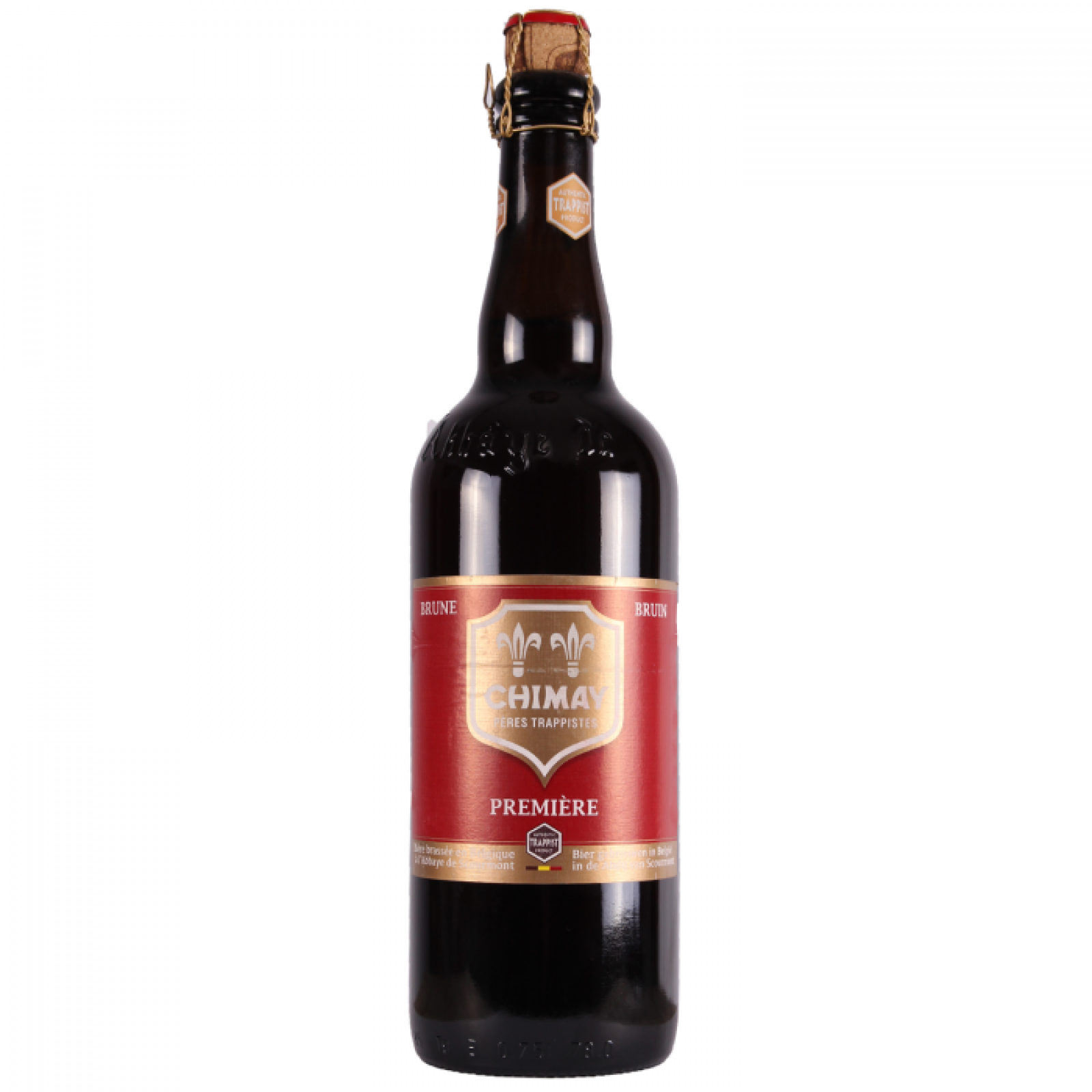 Chimay Premier 7% 750ml Trappist Beer