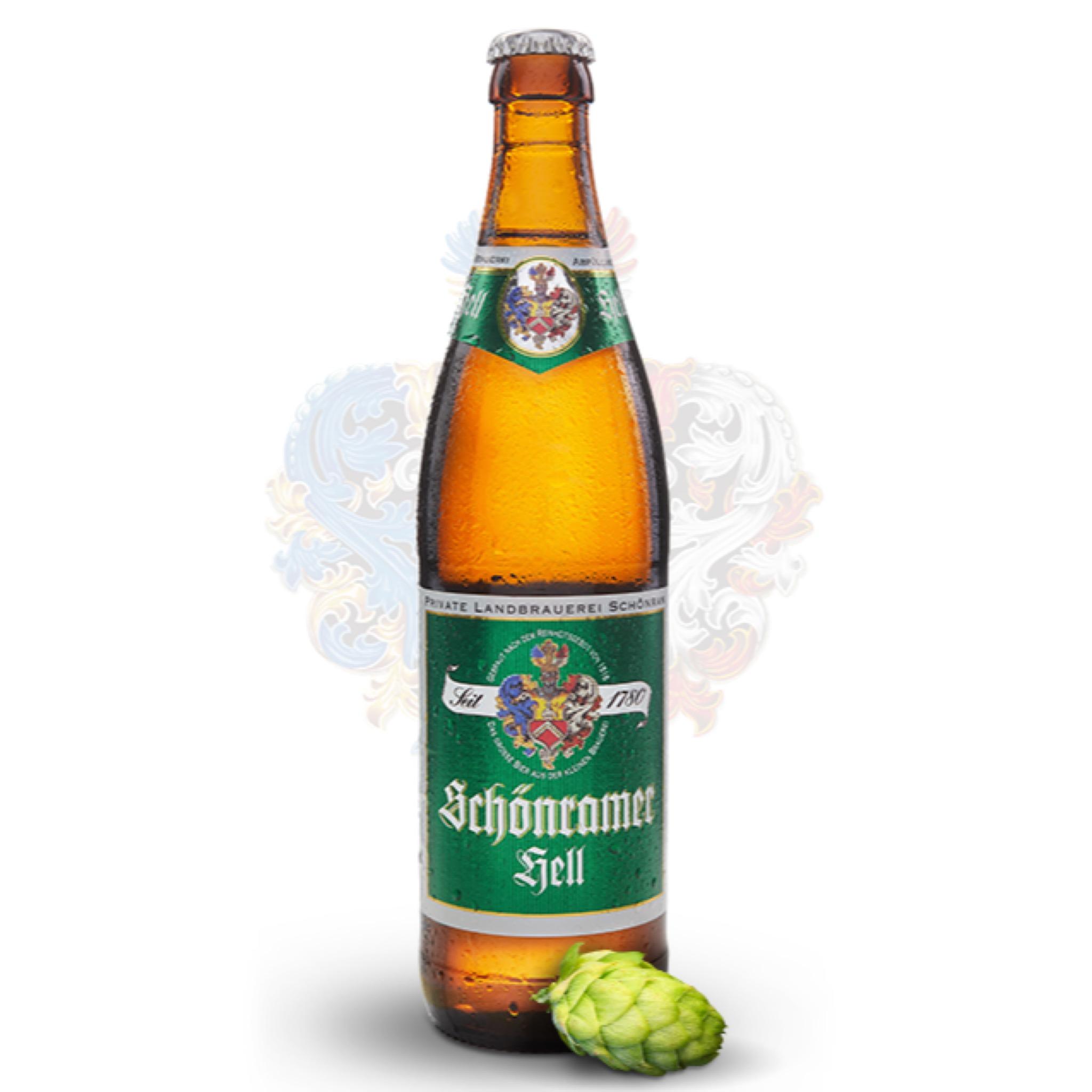 Schönramer Hell 5% 500ml