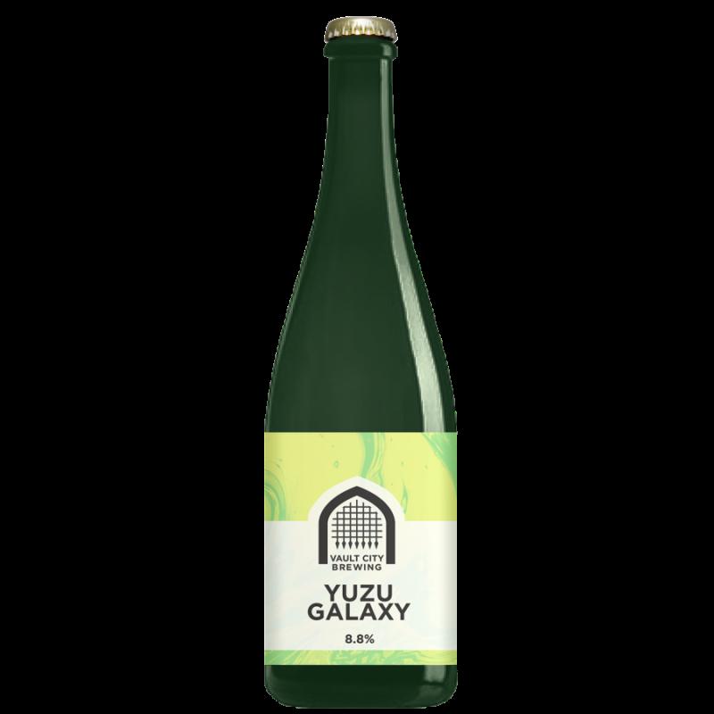 Yuzu Galaxy Sour 8.8% 375ml Vault City Brewing