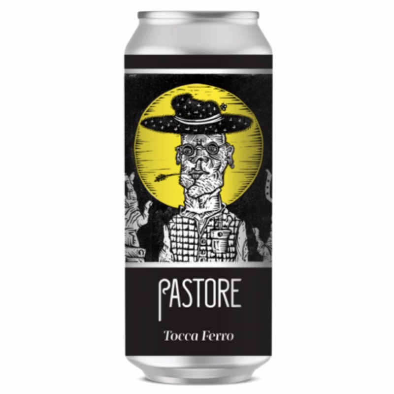 Tocca Ferro - Sour IPA 6% 440ml Pastore Brewing & Blending
