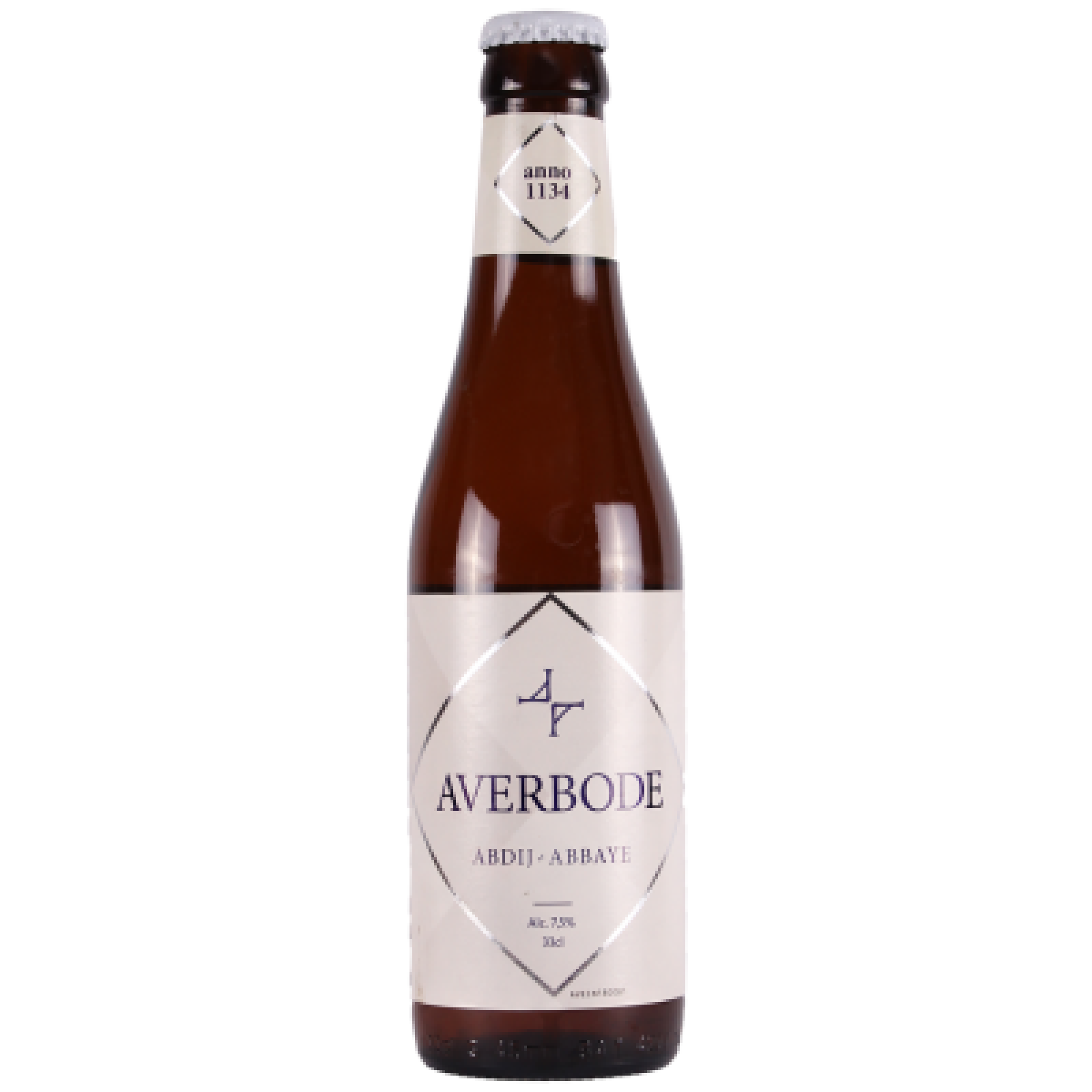 AVERBODE Blond Abbey Beer 7.5% 330ml
