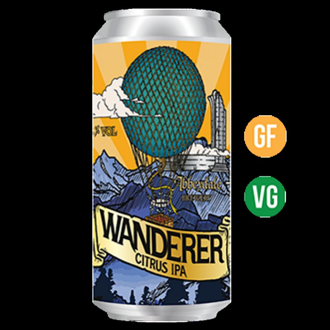 Wanderer - Citrus IPA 6.8% 440ml Abbeydale Brewery
