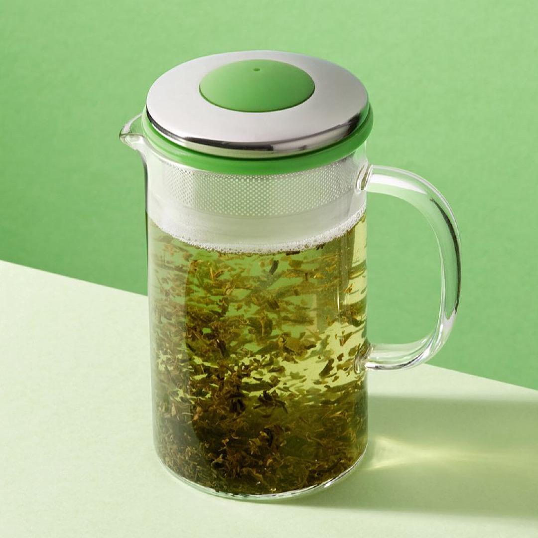 Teapot for One 400ml Brew Tea Co