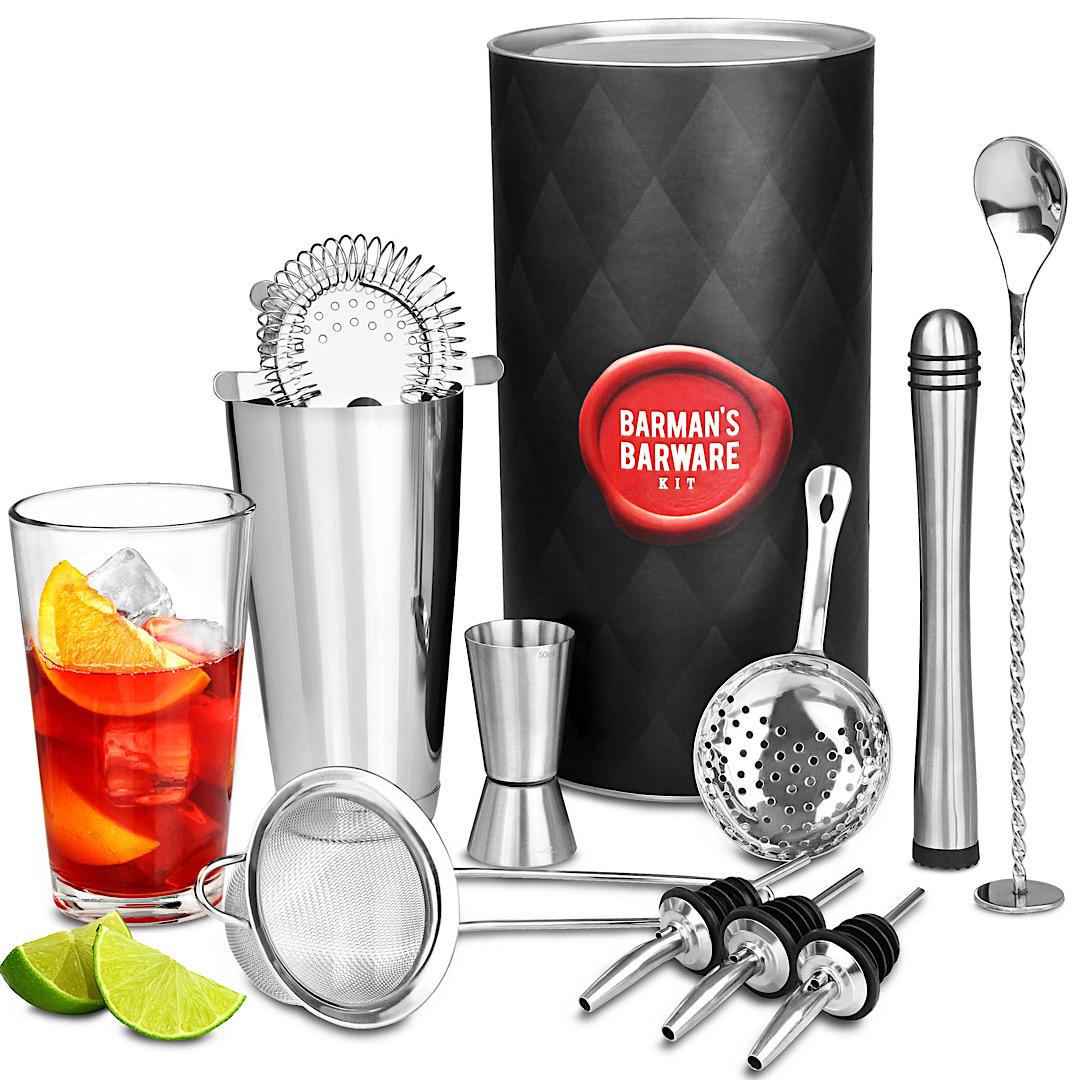 Barman's Barware - Cocktail Kit