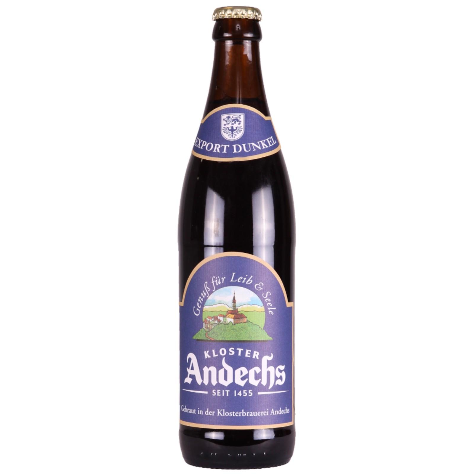 Andechs Export Dunkel 4.9% 500ml