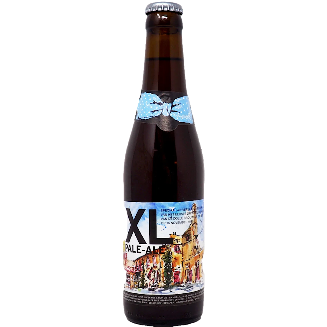 XL Pale Ale 6.5% 330ml De Dolle
