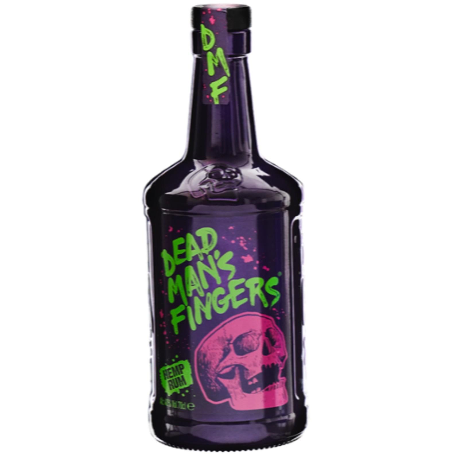 Dead Man's Fingers Hemp Rum 40% 700ml
