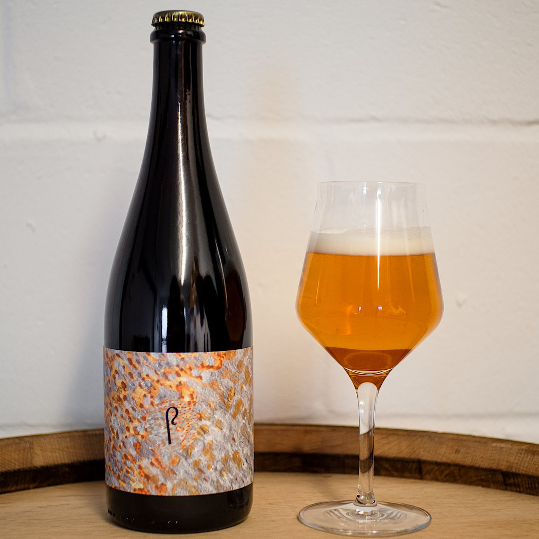 Il Pastore - Farmhouse Ale Saison 5.6% 750ml Pastore Brewing and Blending