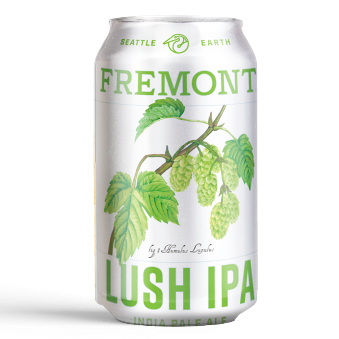 Lush IPA 7% Fremont Brewery USA