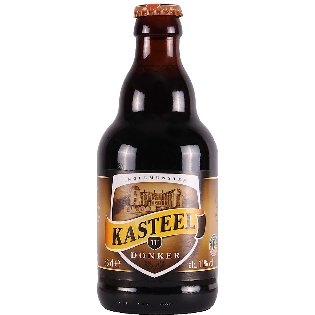 Kasteel Donker - Belgian Quadruple 11% 330ml Vanhonsebrouck Brewery