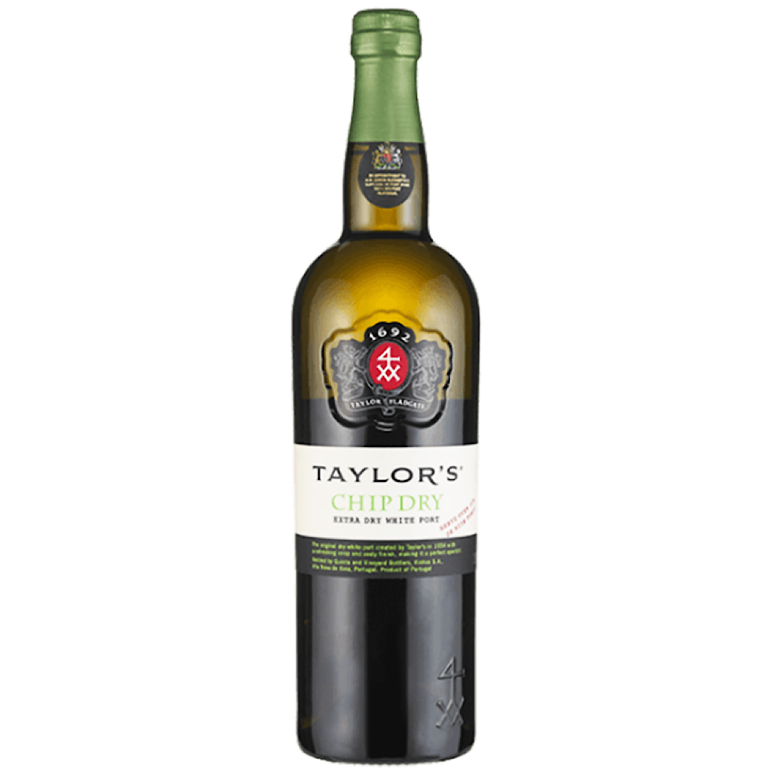 Taylor's Chip Dry Extra Dry White Port 20% 750ml