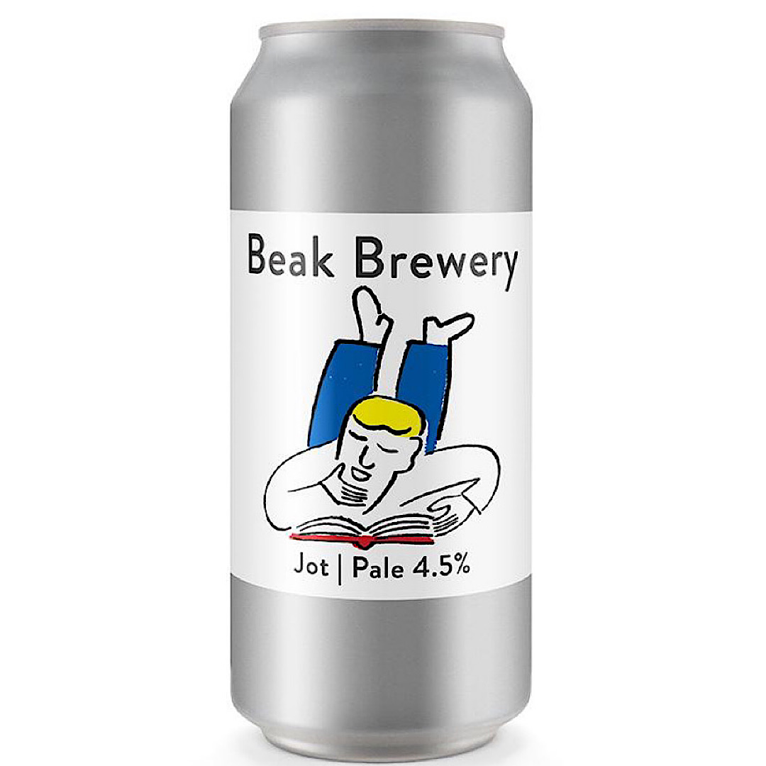 Jot - Pale Ale 4.5% 440ml Beak Brewery