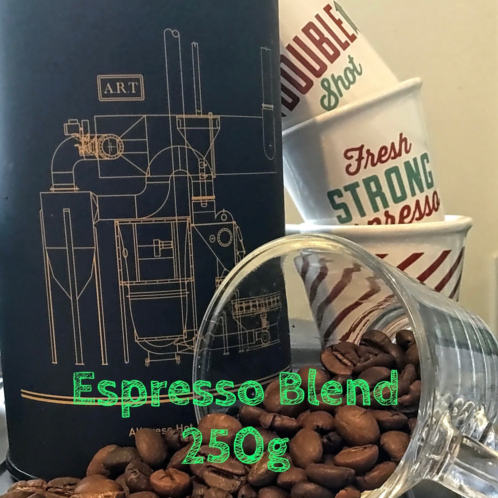 Espresso Blend 250g  Coffee Bag