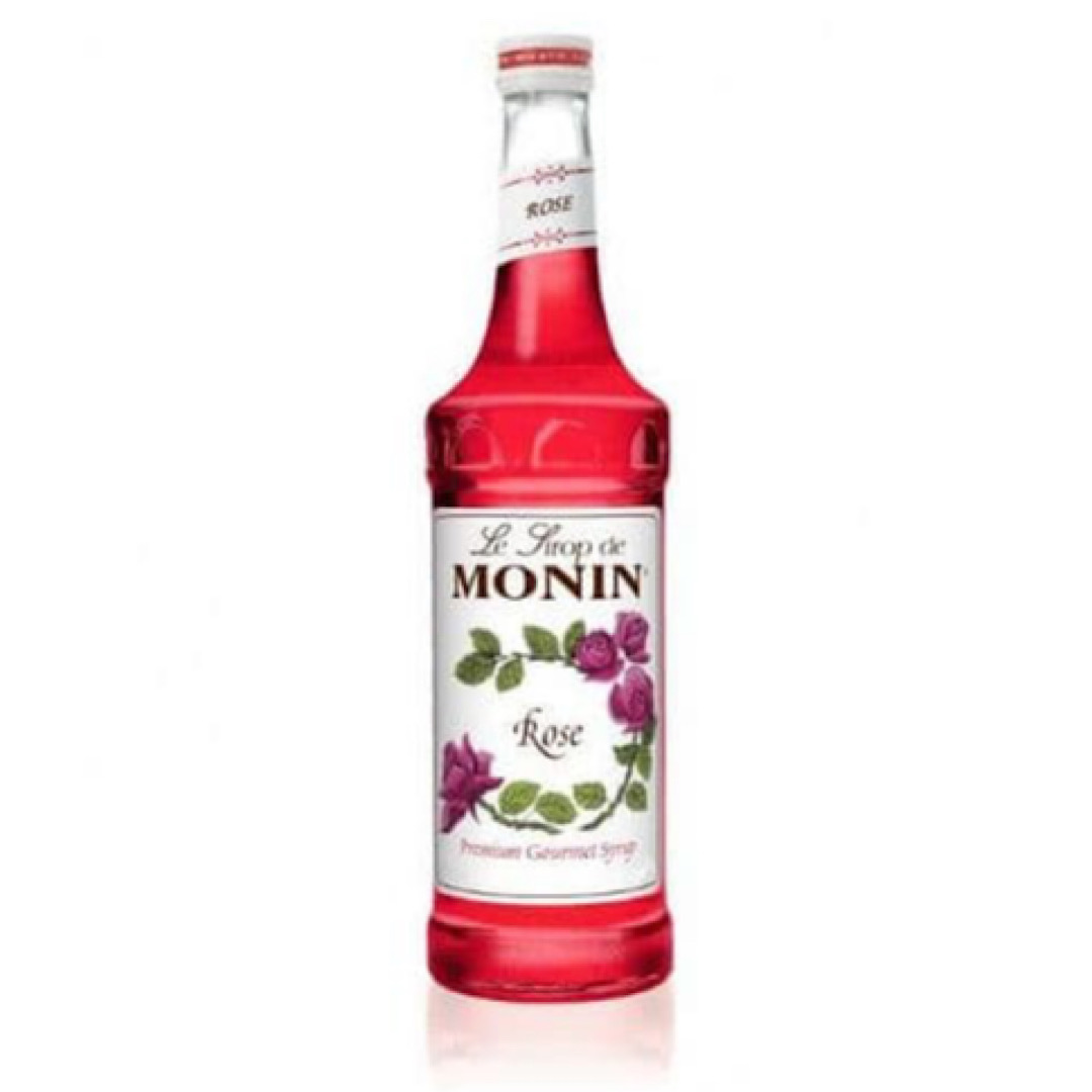 Monin ROSE Syrup 250ml