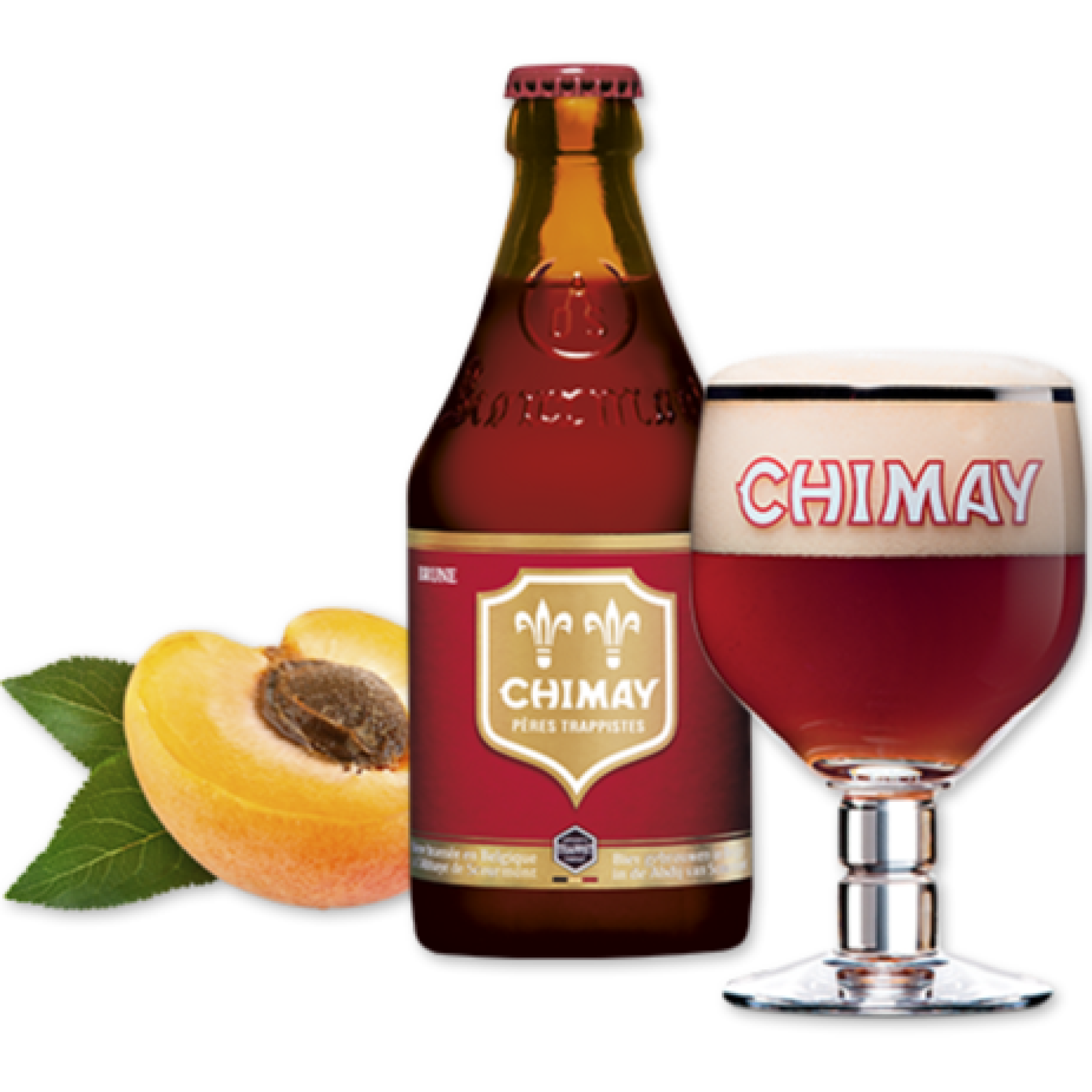 Chimay Red 7% 330ml Trappist Beer