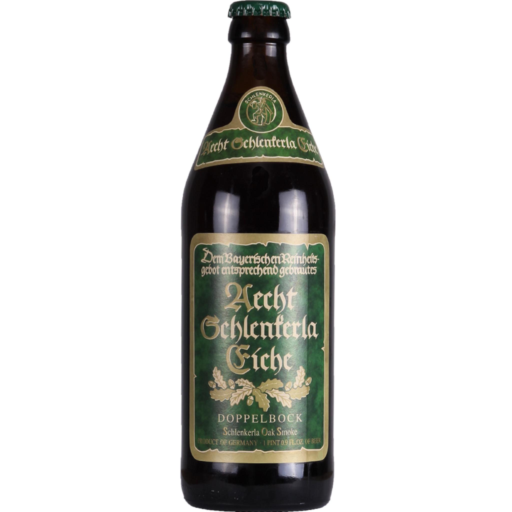 Aecht Schlenkerla Oak Smoke - Eiche Doppelbock 8% 500ml