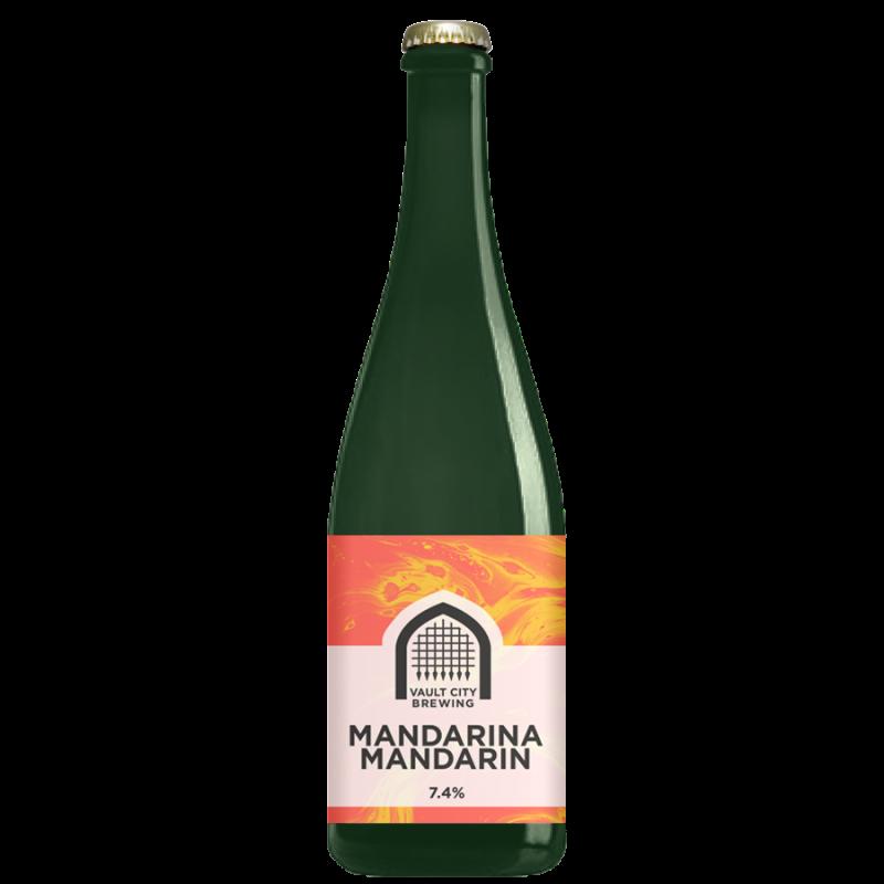Mandarina Mandarin Sour 7.4% 375ml Vault City Brewing