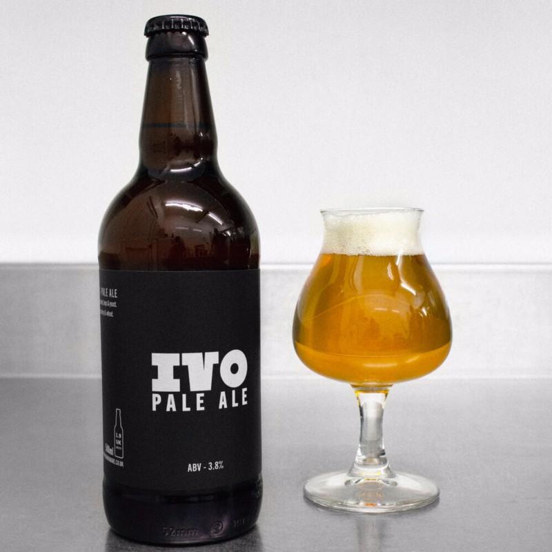 Pale Ale - A.K.A Car Park Cuddle 3.8% 500ml IVO Brewing