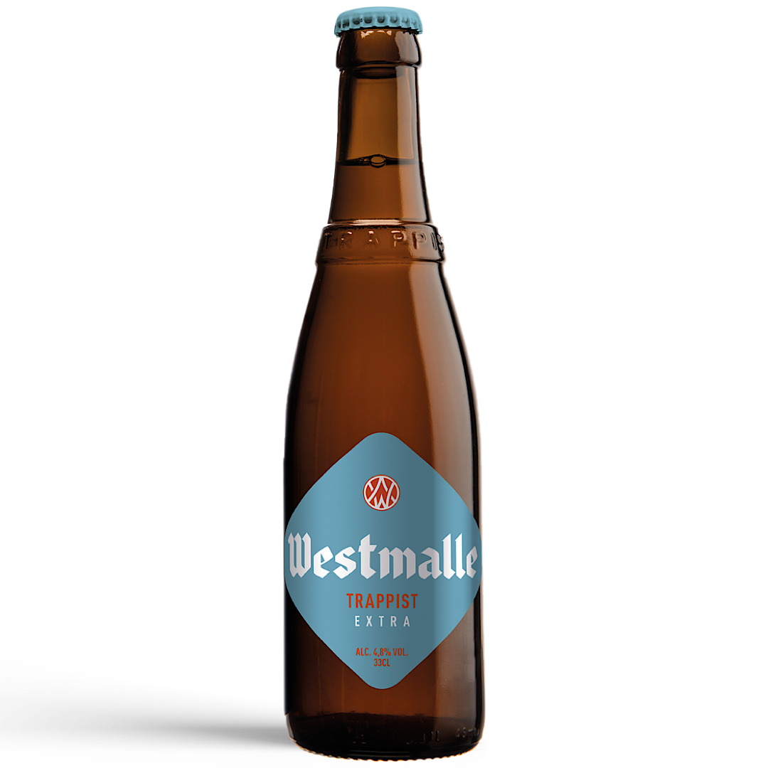 Westmalle Trappist Extra - Blonde Ale 4.8% 330ml