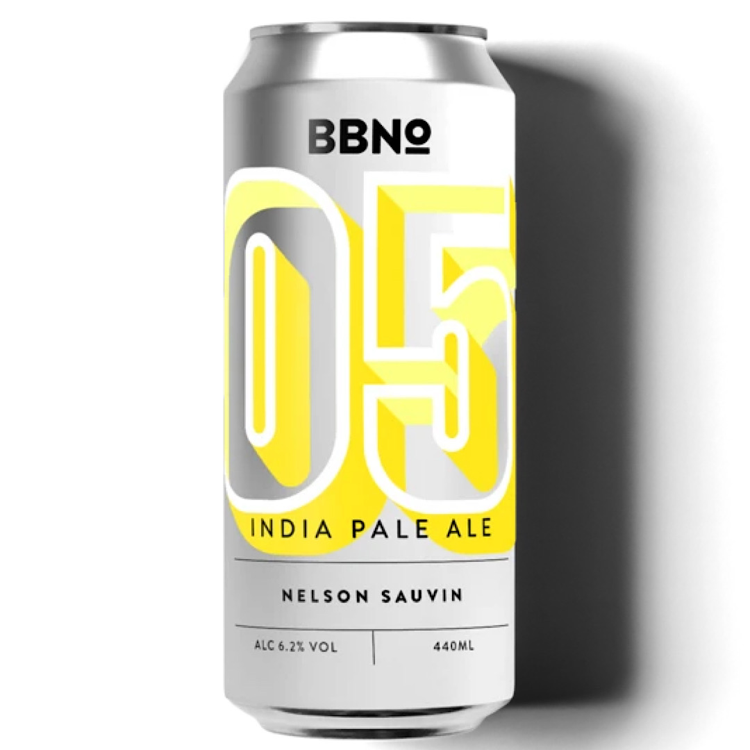 05 India Pale Ale – Nelson Sauvin 6.2% 440ml BBNO