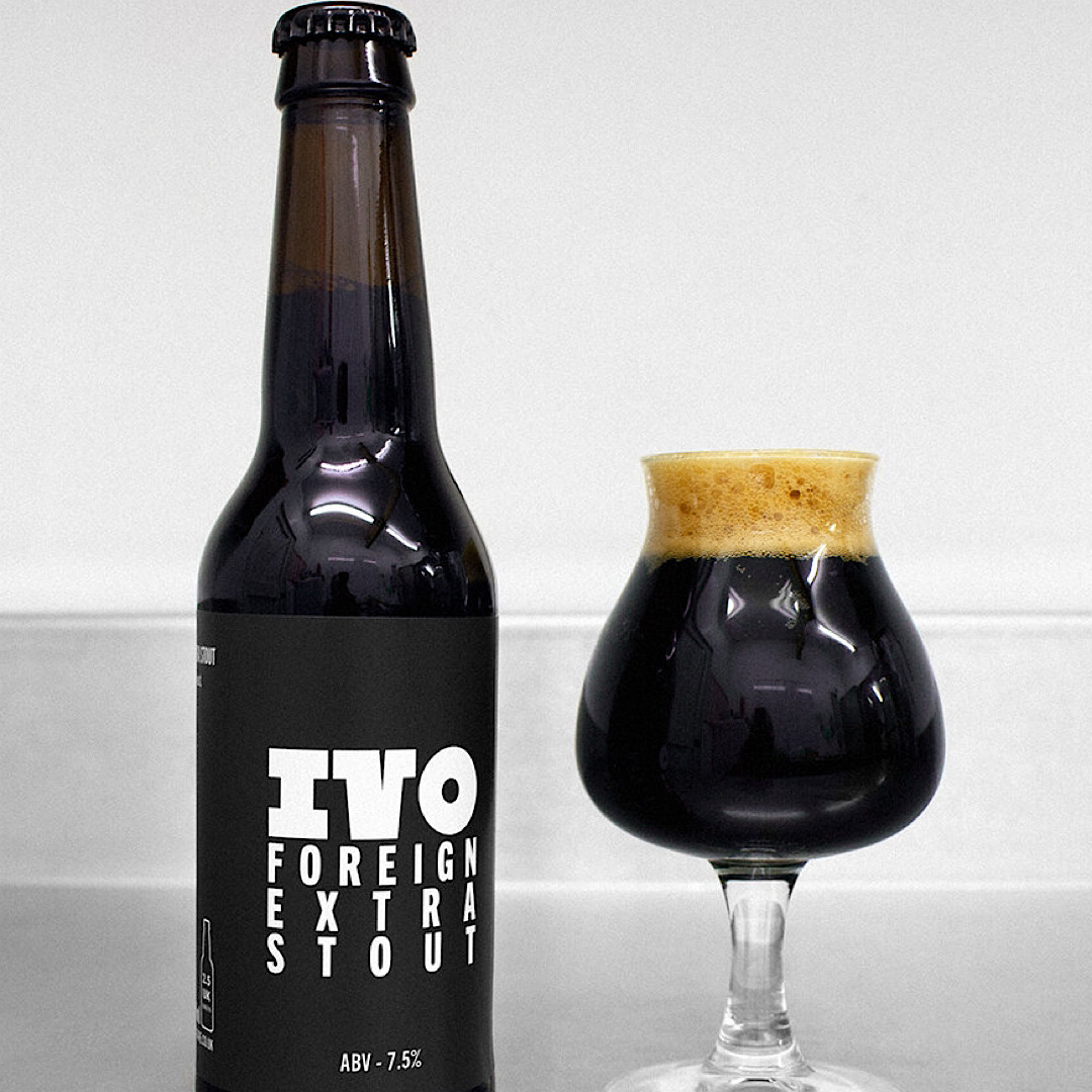 Sorry Mate - Foreign Extra Stout 7.5% 330ml IVO Brewery
