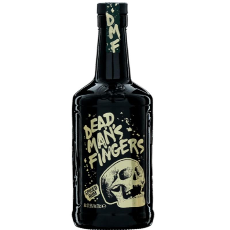 Dead Man's Fingers Spiced Rum 37.5% 700ml