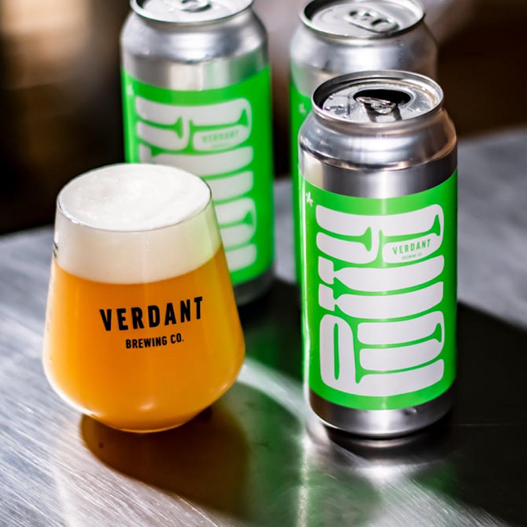 Putty - NE DIPA 8% 440ml Verdant Brewing Co