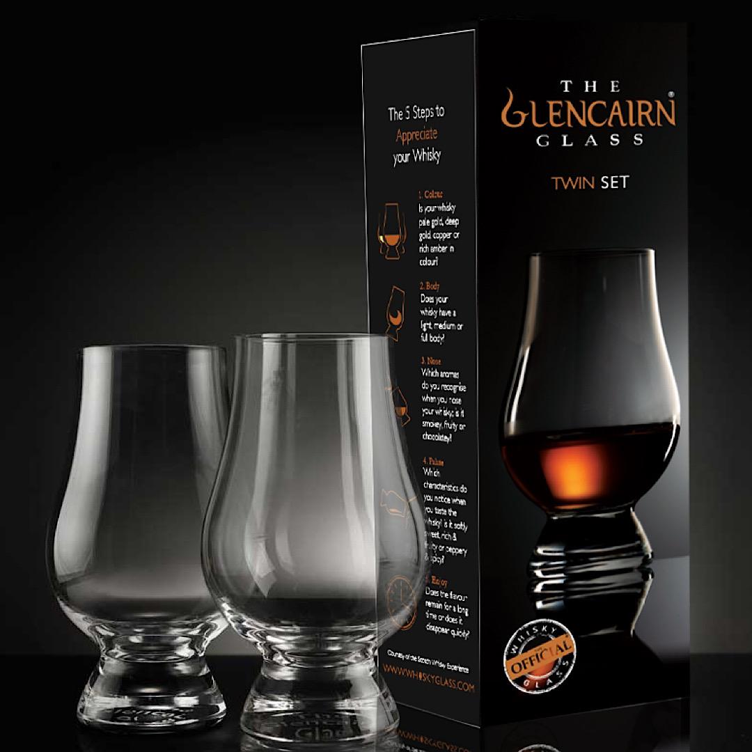 Glencairn Whisky Glass Twin Pack 6.7oz / 190ml
