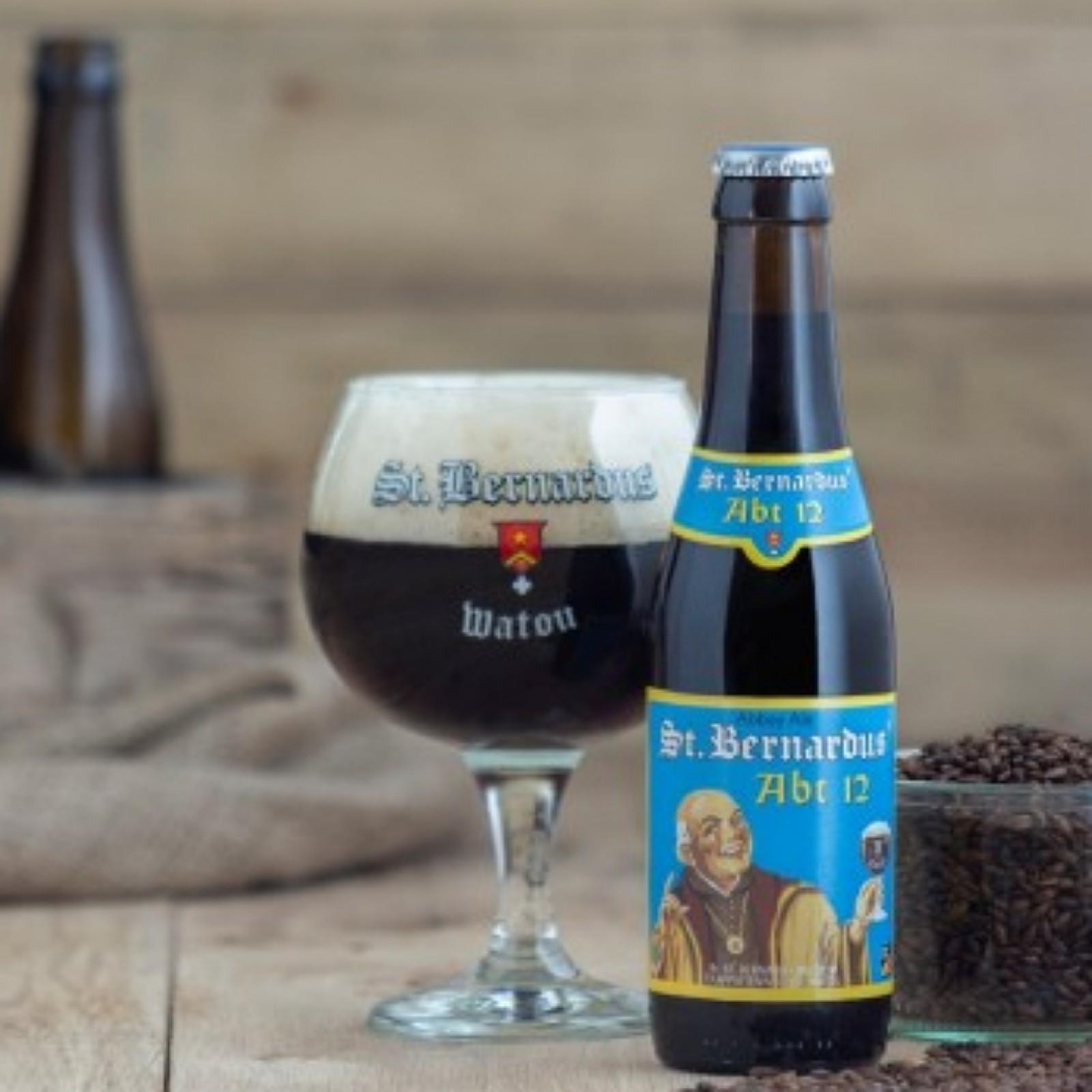 St Bernardus Abt 12 - 10% 330ml