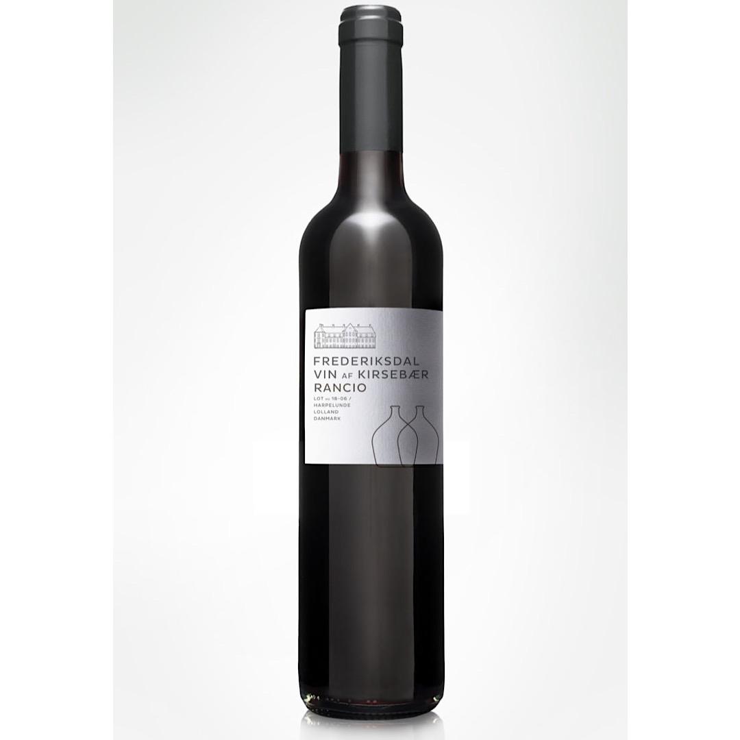 Rancio - Sweet Cherry Wine 15% 500ml Frederiksdal Kirsebærvin