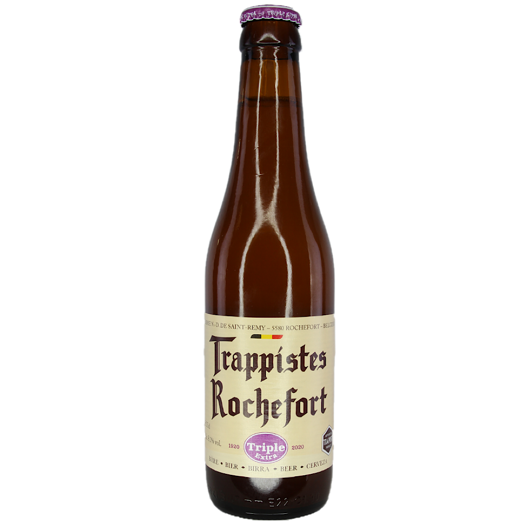 Rochefort Triple Extra 8.1% 330ml Trappist Beer