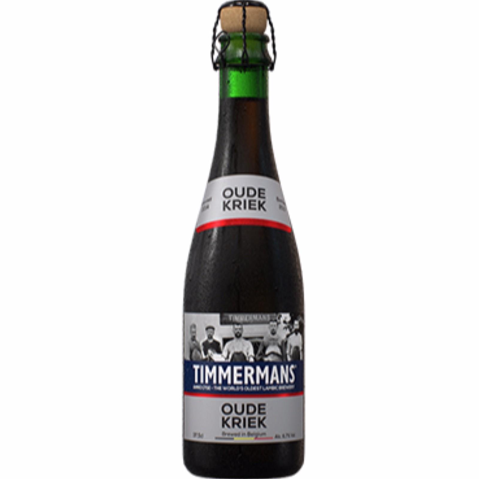 Timmermans Oude Kriek 6.7% 375ml