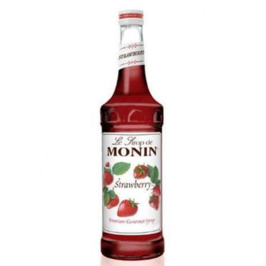 Monin STRAWBERRY Syrup 250ml